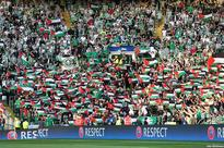 Celtic football club fined for pro-Palestine protests