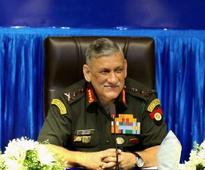 Preserve Army's core values, apolitical character: Gen Rawat's New Year msg