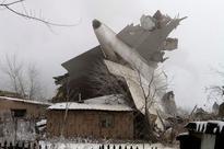 Turkish cargo jet crashes into Kyrgyz village, 37 killed