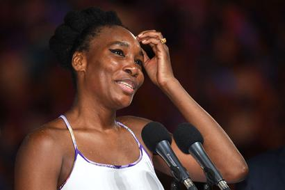 'Aunt' Venus gearing up for arrival of new family member and the US Open