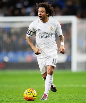 Injured Marcelo to miss Real's Champions League match at Roma
