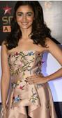 Aurelle by Leshna Shah at star screen Awards
