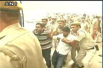 Missing JNU student: Section 144 imposed amid massive protest at Jantar Mantar, Najeeb Ahmed's mother injured