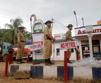 Petrol at Rs 300L in Tripura as rains hit highway repair