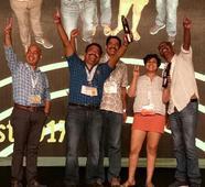 Mathrubhumi Group bags honours at Creative Abby Awards 2017