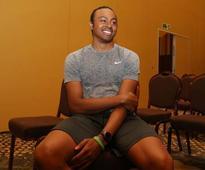 Kidney transplant Merritt eyes Rio Olympics and... Hollywood