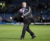 Sam Allardyce: 3 things the new England manage... Sam Allardyce celebrating after a game. (Action Images / Ed Sykes) &n...