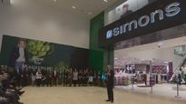Quebec fashion retailer Simons sets up shop in GTA
