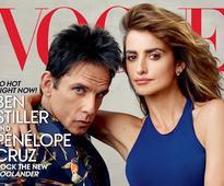 Derek Zoolander on the Cover of 'Vogue'