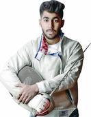 Jammu fencer Vansh gets 19th rank in Singapore Junior C'ship