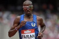 Farah confirms final London IAAF Diamond League appearance