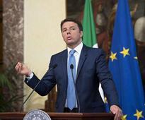 Italy to bring up migrants at G7, Renzi says