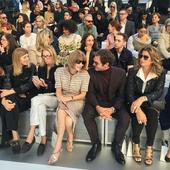 Roger Federer attends Paris Fashion Week (PICS INSIDE)!