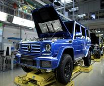 Mercedes-Benz Rolls Out The 300,000th Unit Of The G-Class SUV