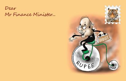 Postcard to the FM: Tell Jaitley your Budget wishlist