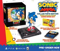 'Sonic Mania' News and Updates: SEGA Releases Hilarious Trailer for Game's Collector's Edition