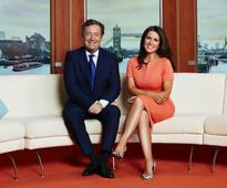Susanna Reid: Me and Piers Morgan are like 'yin and yang'