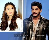 Athiya Shetty: I know Arjun Kapoor because I am a friend of Anshula, his sister