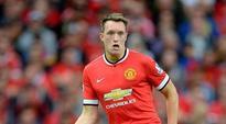 Stoke City boss Mark Hughes confirms interest in Manchester United's Phil Jones