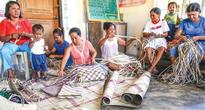 DTI sees brighter future of mat industry in Samar town