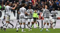 Juventus celebrate Serie A title with win, AC Milan draw late vs. Frosinone