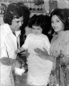 Happy Birthday Rajesh Khanna, Twinkle Khanna: This father-daughter duo shares more than just birthdays, see photos