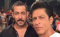 SRK on Salman's 'raped woman' remark: I can't make any comments, I am so inappropriate myself