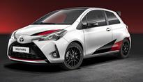 Toyota rallies into hot hatch market