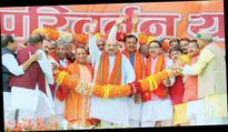 BJP releases list of 149 candidates for UP and 64 for Uttarakhand