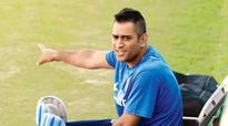 Is MS Dhoni ineligible for India's ODIs vs England?