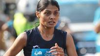 Lalita Babbar finishes 10th in the final of the women's 3,000 metre steeplechase