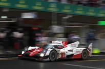 Podium Return for Toyota GAZOO Racing