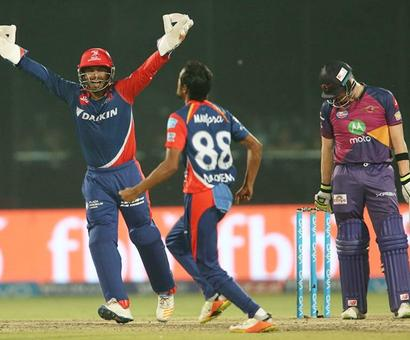 How losing wickets at important times hurt Pune