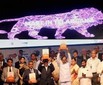 KCR to Chidambaram: Can't you see development in Telangana?