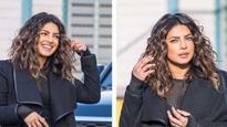 Quantico: Priyanka Chopra undergoes a look change for the show's third season