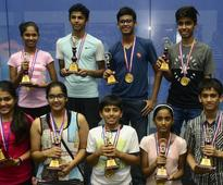 ISA junior open squash: Velavan Senthilkumar, Sunayna clinch titles