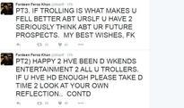 Not ashamed neither shamed: Fardeen Khan slams body trolls