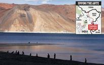 Watch: Video purports to show India, China soldiers clashing at Ladakh's Pangong Lake