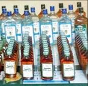 Police seize liquor worth Rs 45 lakh from deserted truck