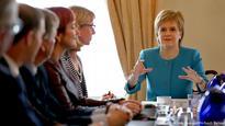 Sturgeon: Scotland to consider Brexit veto