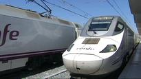 Spain's trains cut journey time to the coast
