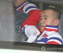 (LEAD) N. Korean athletes arrive in Rio for Olympics