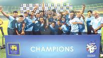 Commanding win for Colombo Commandos