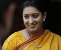 IITs asked to offer Sanskrit as elective: Smriti Irani