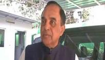 Subramanian Swamy taunts 'universal fraud' Kejriwal post BJP's assembly by-poll win