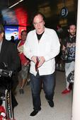 Celebrity Sightings: Russell Peters, Quentin Tarantino...