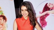 No break for Shraddha Kapoor