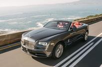 Rolls-Royce Dawn vs Bentley Continental GT Convertible vs Mercedes S500 Cabriolet