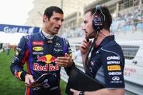Webber not aiming to beat Barrichello's starts record