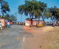 For govt event, BMC levels BHEL wall without notice